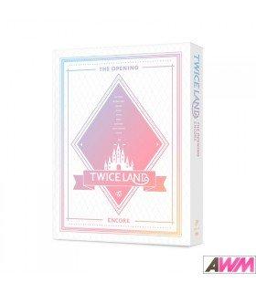 TWICE (트와이스) TWICELAND: THE OPENING ENCORE (2DVD) (édition coréenne)