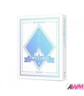 TWICE (트와이스) TWICELAND: THE OPENING ENCORE (2BLU-RAY) (édition coréenne)