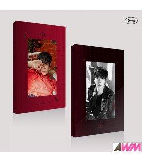 Kim Dong Han (김동한) Mini Album Vol. 1 - D-DAY (édition coréenne)
