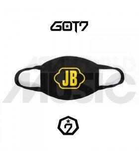 Masque GOT7 - JB'S LOGO