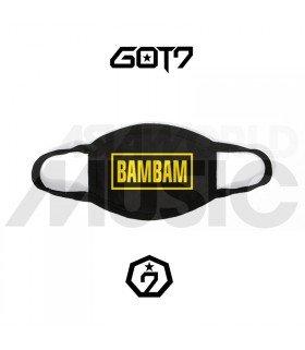 Masque GOT7 - BAMBAM'S LOGO