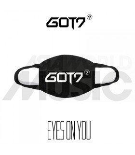 Masque GOT7 - EYES ON YOU (GOT7 / White)
