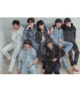 Poster L - BTS LOVE YOURSELF TEAR - (version R / BTS / 25)