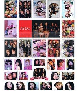 Red Velvet - Set de stickers 007