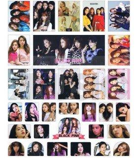 BLACKPINK - Set de stickers 006