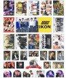 iKON - Set de stickers 008