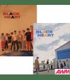 UNB (유앤비) Mini Album Vol. 2 - BLACK HEART (édition coréenne)