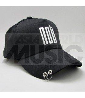 NCT - Casquette noire avec anneaux - NCT