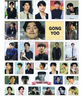 Sticker GONG YOO 002