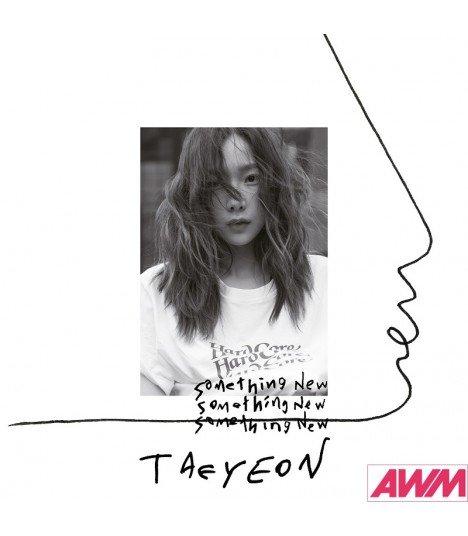 TAEYEON (태연) Mini Album Vol. 3 - Something New (édition coréenne)