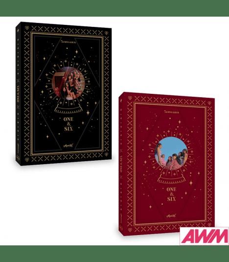 Apink (에이핑크) Mini Album Vol. 7 - ONE & SIX (édition coréenne)