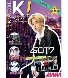 K-World - Magazine français - numéro 4 (Juillet / Août 2018)