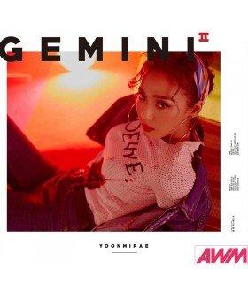 Yoonmirae (윤미래) Vol. 4 - GEMINI 2 (édition coréenne)