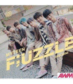 MYTEEN (마이틴) Mini Album Vol. 2 - F ZZLE (édition coréenne)