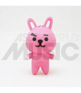 BTS - Porte-clé figurine BT21 - COOKY (JUNGKOOK)