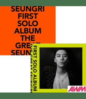SEUNGRI (승리) First Solo Album - THE GREAT SEUNGRI (2CD) (édition coréenne)