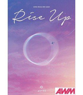 ASTRO (아스트로) Special Mini Album - Rise Up (édition coréenne)