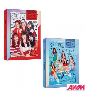 GFRIEND (여자친구) Summer Mini Album - Sunny Summer (édition coréenne)