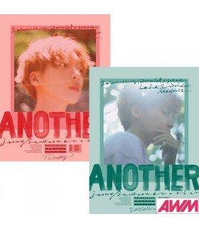 Jeong Sewoon (정세운) Mini Album Vol. 2 - ANOTHER (édition coréenne)