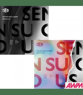 SF9 (에스에프나인) Mini Album Vol. 5 - Sensuous (édition coréenne)