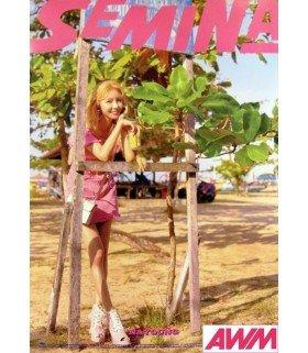 Affiche officielle gugudan SEMINA - SEMINA (Poster NAYOUNG)