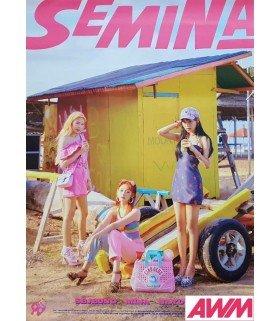 Affiche officielle gugudan SEMINA - SEMINA (Poster SEMINA)