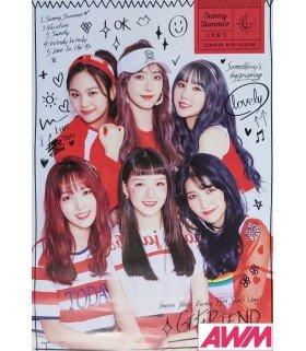 Affiche officielle GFRIEND - Sunny Summer (Poster SUNNY)