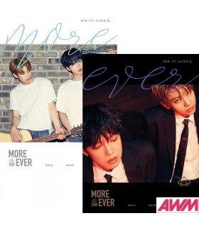 MXM (BRANDNEW BOYS) Vol. 1 - MORE THAN EVER (édition coréenne)