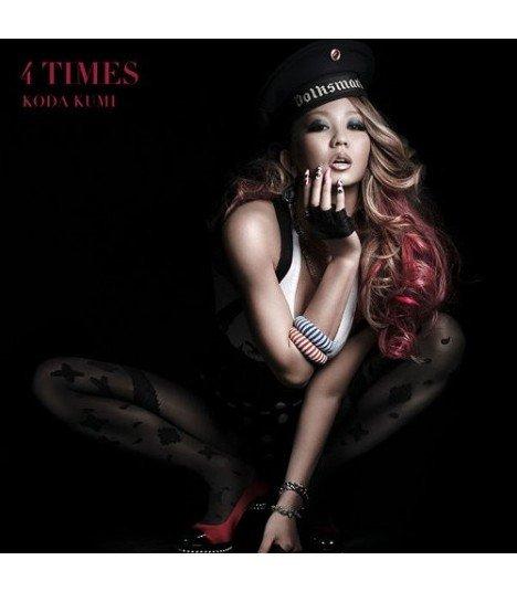 Koda Kumi - 4 Times (édition limitée japonaise)