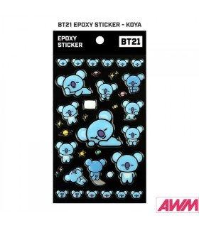 BTS - Sticker 3D BT21 - KOYA