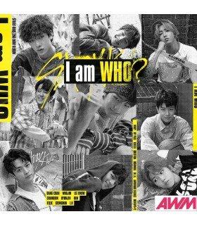 Stray Kids (스트레이 키즈) Mini Album Vol. 2 - I am WHO (édition coréenne)