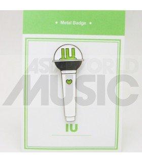IU - Pin's métal IU Light Stick (Import Corée)