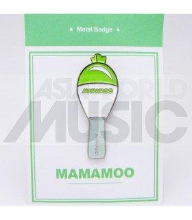 MAMAMOO - Pin's métal MAMAMOO Light Stick (Import Corée)