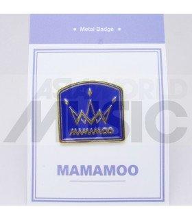 MAMAMOO - Pin's métal MAMAMOO Logo (Import Corée)