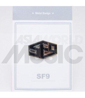 SF9 - Pin's métal SF9 Logo (Import Corée)