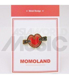 MOMOLAND - Pin's métal Logo (Import Corée)
