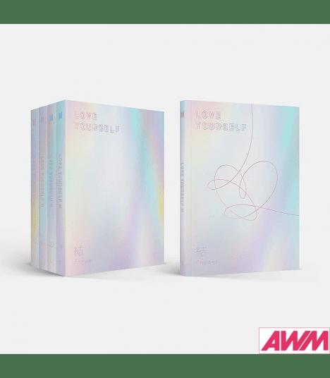 BTS (방탄소년단) Special Album - LOVE YOURSELF 'Answer' (2CD) (édition coréenne)