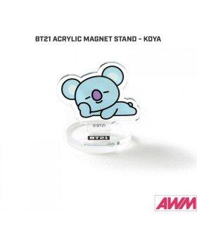 BT21 - Acrylic Magnet Stand - KOYA