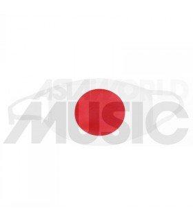Masque JAPAN FLAG (White)