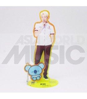 BTS - Standing Acrylic Doll BTS X BT21 - RM X KOYA