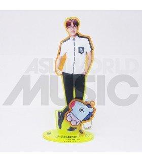 BTS - Standing Acrylic Doll BTS X BT21 - J-HOPE X MANG