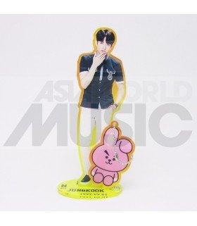BTS - Standing Acrylic Doll BTS X BT21 - JUNGKOOK X COOKY