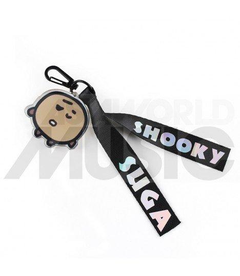 BT21 - Attache de porte-clés - SHOOKY