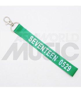 SEVENTEEN - Dragonne poignet - SEVENTEEN 0529 (GREEN)