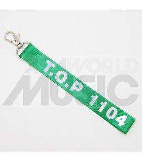 BIGBANG - Dragonne poignet - T.O.P 1104 (GREEN)