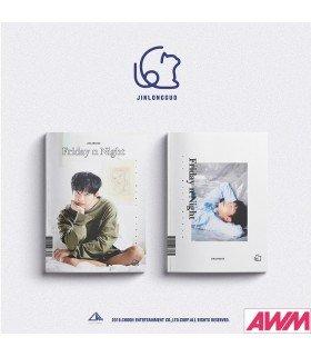 Jin Longguo (김용국) Mini Album Vol. 1 - Friday n Night (édition coréenne)