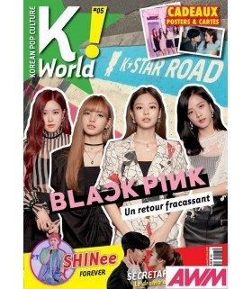 K-World - Magazine français - numéro 5 (Septembre / Octobre 2018)