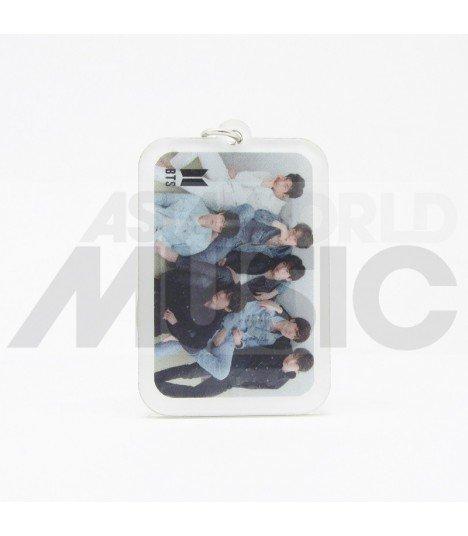 BTS - Porte-clé acrylique - LOVE YOURSELF TEAR