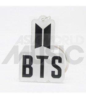 BTS - Porte-clé acrylique - BTS NEW LOGO