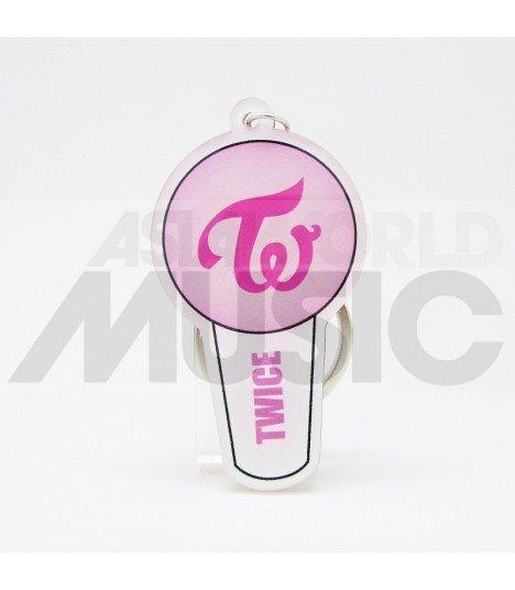 TWICE - Porte-clé acrylique - CANDY BONG